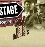 OPEN STAGE with DELTA ROOSTERS