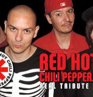 RED HOT CHILI PEPPERS REAL TRIBUTE LIVE AT JOY STATAION