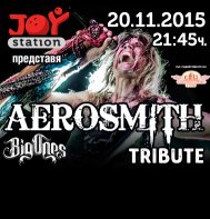 AEROSMITH TRIBUTE BY BIG ONES
