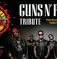 "Guns'n""Roses Tribute by Hollywood Rose"