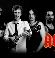 "AC/DC tribute by ""THE R.O.C.K"" live at JOY STATION"