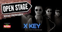 Open Stage Presents X Key