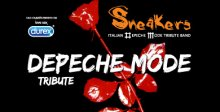 DEPECHE MODE TRIBUTE BY SNEAKERS