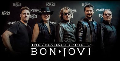 "Bon Jovi Tribute by ""New Jersey"" live at Joy Station"