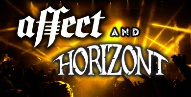 AFFECT AND HORIZONT